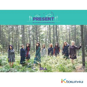 DIA - Mini Album Repackage Vol.3 [PRESENT] (Good Morning Ver)