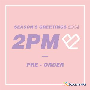 2PM - 2018 SEASON GREETING