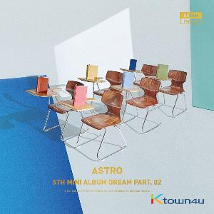 ASTRO - 迷你5辑 [Dream Part.02] (Wish版)