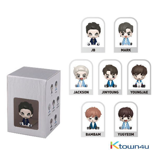 GOT7 - GOTOON BABY FIGURE (TURBULENCE VER.) (** It can be delaying stock cause of manufacturing issue)