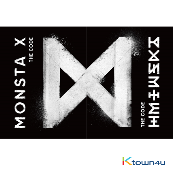 MONSTA X - Mini Album Vol.5 [The Code]