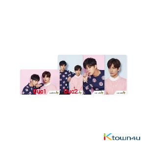 TVXQ - Traffic Card Limited Edition