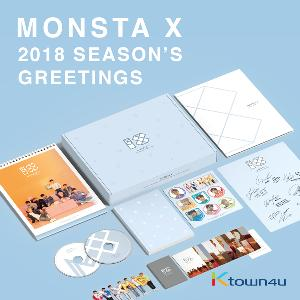 MONSTA X - 2018 SEASON GREETING