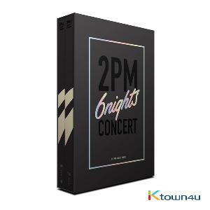 [DVD] 2PM - 2017 2PM CONCERT 6Nights