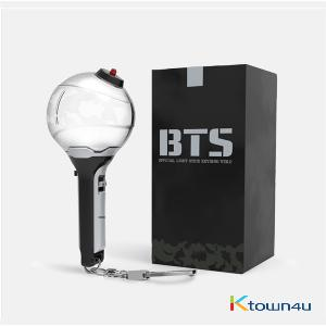 BTS - OFFICIAL LIGHT STICK KEYRING VER.2 [THE WINGS TOUR THE FINAL] (*Order can be canceled cause of early out of stock)