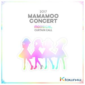 [Blu-Ray] MAMAMOO - 2017 MOOSICAL CURTAIN CALL BLU-RAY