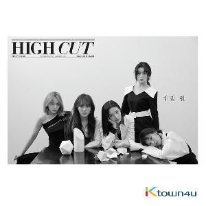 [Magazine] High Cut - Vol.214 (Red Velvet)