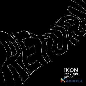iKON - Album Vol.2 [Return] (BLACK Ver.)
