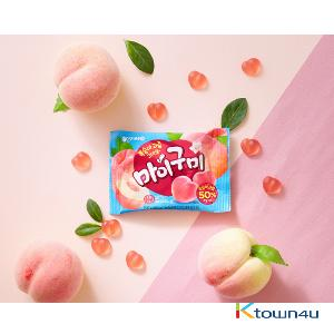 Mygumi Jelly Peach 66g