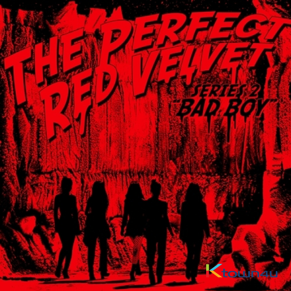 Red Velvet - Repackage Album Vol.2 [The Perfect Red Velvet]