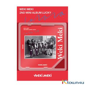 Weki Meki - Mini Album Vol.2 [Lucky] (Kihno Album)