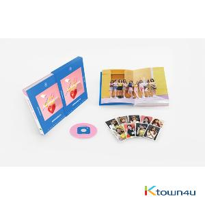 [Photobook&DVD] TWICE - TWICETAGRAM MONOGRAPH (Limited Edition)