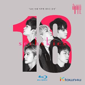 [Blu-Ray] SECHSKIES - SECHSKIES EIGHTEEN Blu-ray (Limited Edition)