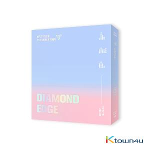 [DVD] Seventeen - 2017 SEVENTEEN 1ST WORLD TOUR DIAMOND EDGE IN SEOUL CONCERT DVD