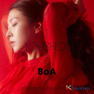 [Not for Sale] BoA - Mini Album Vol.1 [ONE SHOT, TWO SHOT] (Only ship out Album / Not include poster, special gift)