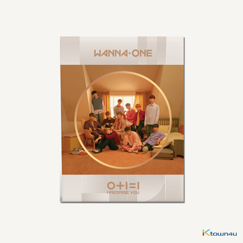 WANNA ONE - 迷你2辑 [0+1=1(I PROMISE YOU)] (Day 版本)