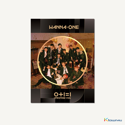 WANNA ONE - Mini Album Vol.2 [0+1=1(I PROMISE YOU)]