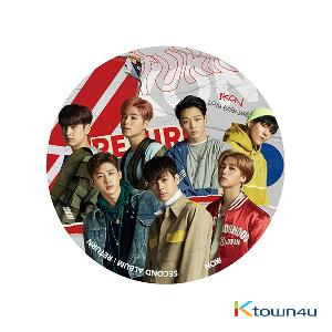 [RETURN] iKON - RETURN PHOTO STAND / PIN BUTTON