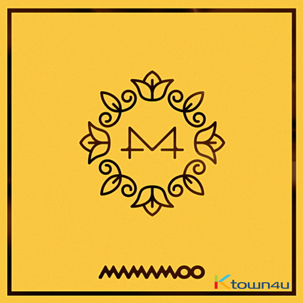 MAMAMOO - Mini Album Vol.6 [Yellow Flower]