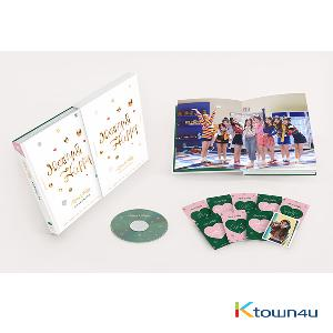 [写真&DVD] TWICE - TWICE Merry & Happy MONOGRAPH (限量版)