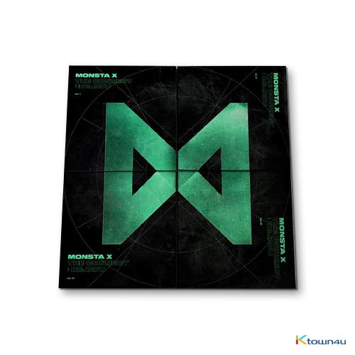 MONSTA X - [THE CONNECT : DEJAVU] (Ⅲ Ver.) (First press)