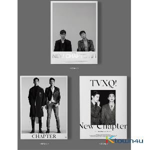 东方神起 - 正规8辑 [New Chapter #1 : The Chance of Love] (Random Ver.)