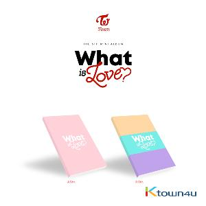TWICE - 迷你5辑 [WHAT IS LOVE?] (Random Ver.)