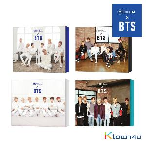 [MEDIHEAL X BTS] BTS - Special Set Limited Edition (*Photocard gift) (*Order can be canceled cause of early out of stock)