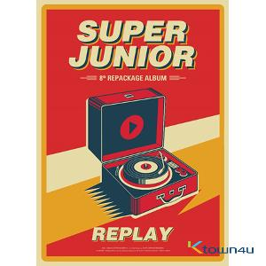 Super Junior - 正规8辑 后续  [REPLAY]