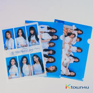 APRIL - OFFICIAL CLEAR FILE SET