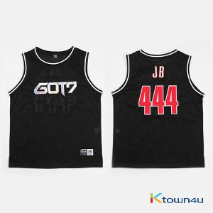 GOT7 - BASKETBALL JERSEY [EYES ON YOU 2018 WORLD TOUR] (*Order can be canceled cause of early out of stock)