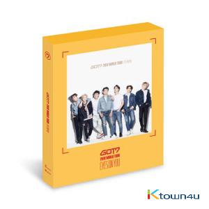 GOT7 - 2018 WORLD TOUR EYES ON YOU : PHOTOBOOK [EYES ON YOU 2018 WORLD TOUR] (*Order can be canceled cause of early out of stock)