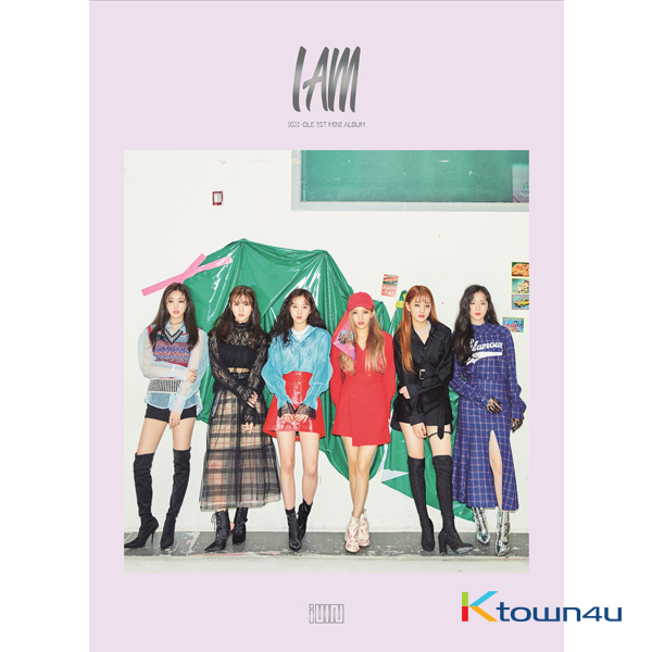 (G)I-DLE - 迷你1辑 [I am]