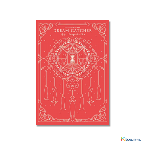 DREAM CATCHER - Mini Album Vo.2 [Escape the ERA] (Inside Ver.)