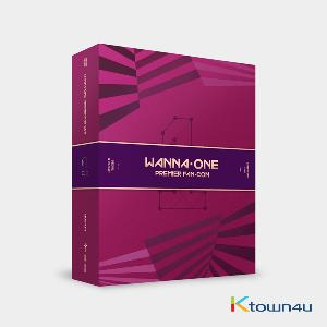 [DVD] WANNA ONE - WANNA ONE PREMIER FAN-CON DVD