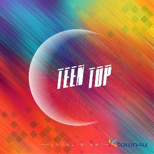 [Signed Edition] TEEN TOP - Mini Album Vol.8 [SEOUL NIGHT] (A Ver.) (Stock date can be delaying cause of artist issue, so the item should be ordered independently.)