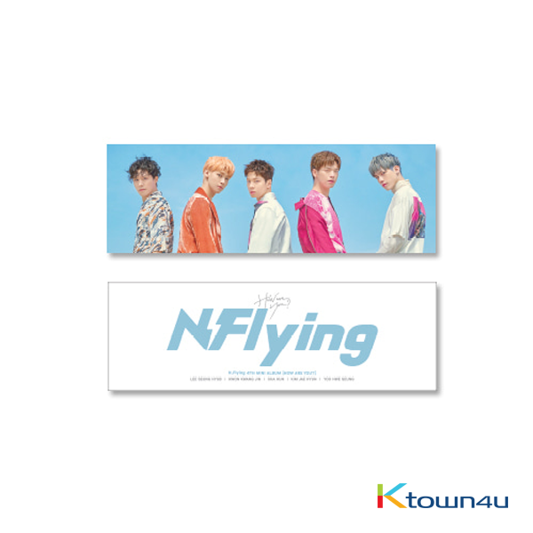 N.Flying - OFFICIAL SLOGAN (HOW ARE YOU? ver)