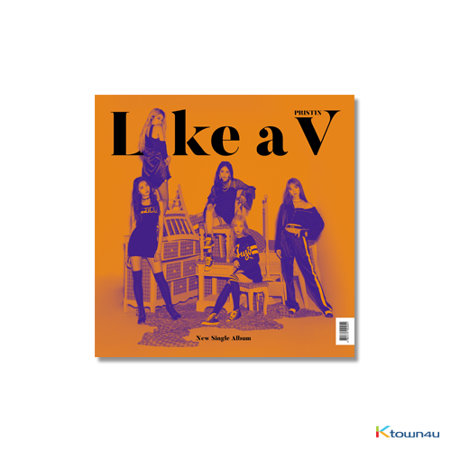 PRISTIN V - Single Album [Like a V]