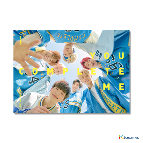 ONF - Mini Album Vol.2 [YOU COMPLETE ME]