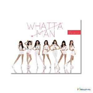 I.O.I - Single Album Vol.1 [WHATTA MAN] (Reissue)