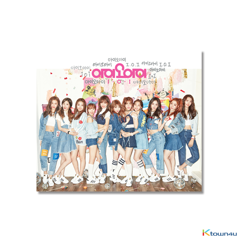 I.O.I - Mini Album Vol.1 [Chrysalis] (Reissue)
