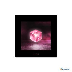 [中国独家] BLACKPINK - Mini Album Vol.1 [SQUARE UP] (BLACK Ver.)