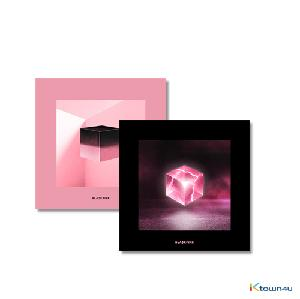 [2版本套装] BLACKPINK - Mini Album Vol.1 [SQUARE UP] (Black Ver. + Pink Ver.)