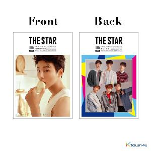 THE STAR 2018.06.7 (Yoon Si Yoon, Wanna One, Astro)