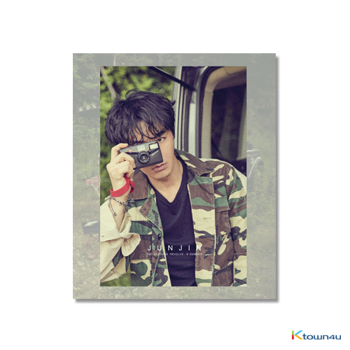 [写真] JUNJIN - THE SEASONS REVOLVE (B SUMMER Ver.)