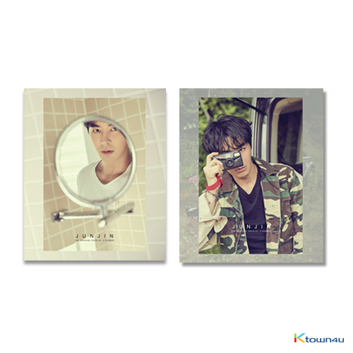 [2版本套装] [写真] JUNJIN - THE SEASONS REVOLVE (A SUMMER Ver. + B SUMMER Ver.)
