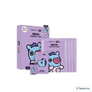 [BT21] MEDIHEAL FACE POINT MASK : MANG (*Order can be canceled cause of early out of stock)