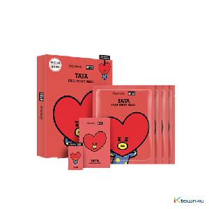 [BT21] MEDIHEAL FACE POINT MASK : TATA (*Order can be canceled cause of early out of stock)