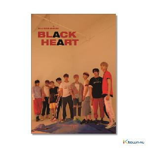 UNB - Mini Album Vol.2 [BLACK HEART] (BLACK Ver.)