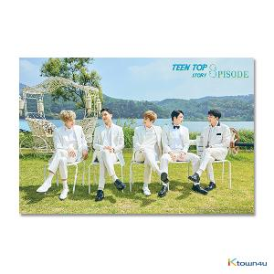 TEEN TOP - Mini Album Vol.8 Repackage [TEEN TOP STORY : 8PISODE]